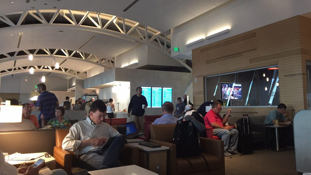 There's only one card out there that comes with Admirals Club Access: The Citi® / AAdvantage® Executive World Elite™ Mastercard