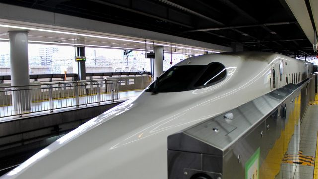 The Shinkansen - Japan's Bullet Trains!