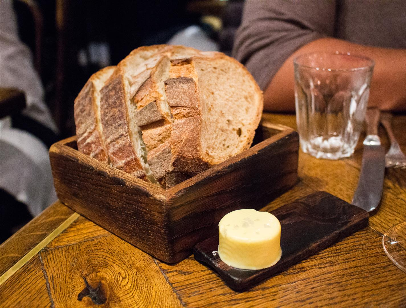 It's not just bread and butter, it's so much more...