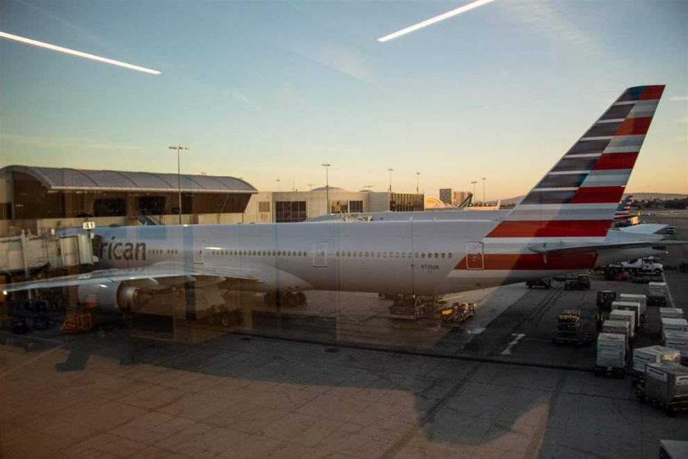 The Boeing 777-300ER, American Airlines' Trusty Flagship Business Steed